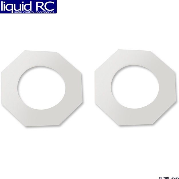Associated 9611 ASC9611 Slipper Pads V2
